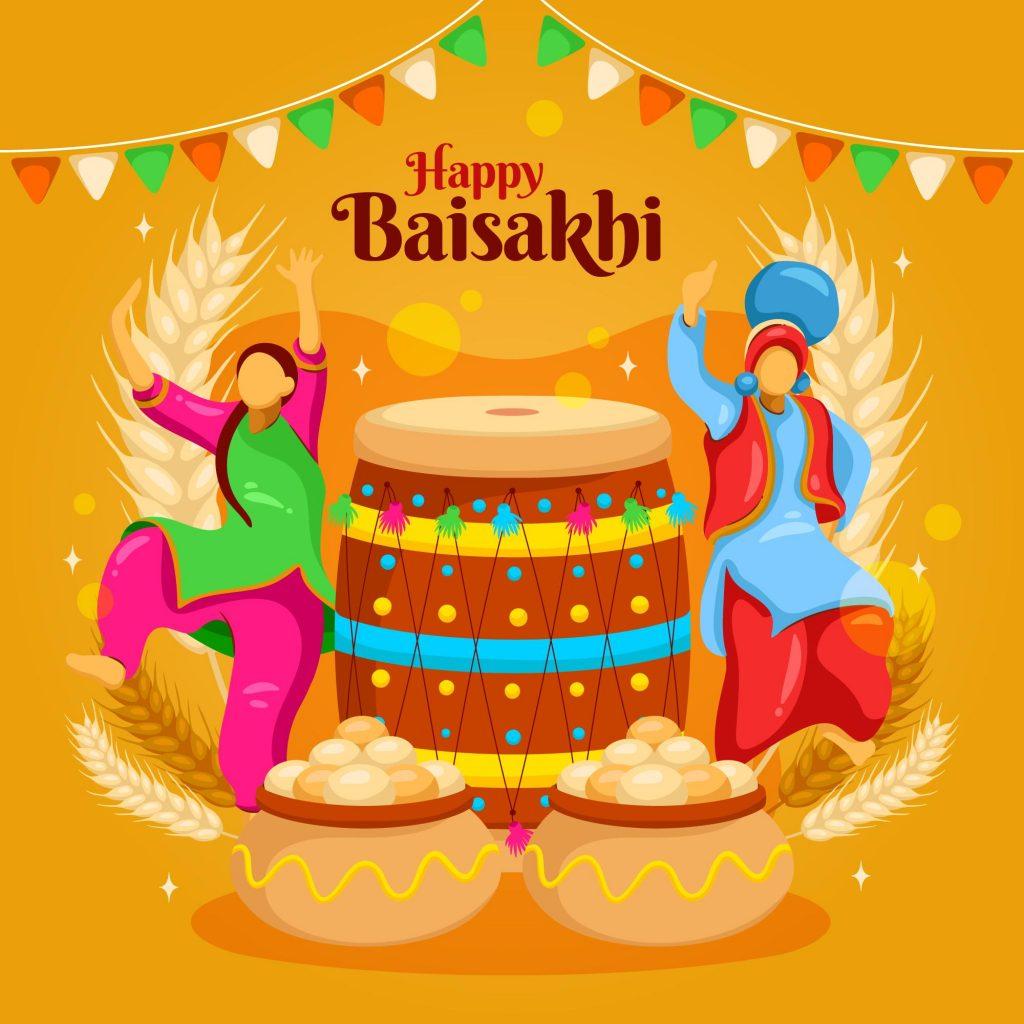 happy baisakhi pics download
