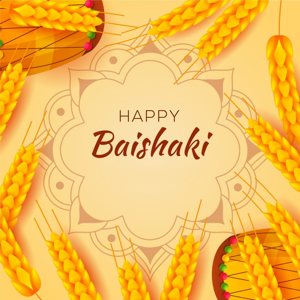 happy baisakhi 2021 photo