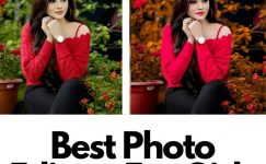The Best Photo Editor Mobile App For Girls