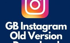 GB Instagram Old And latest Version Free Download