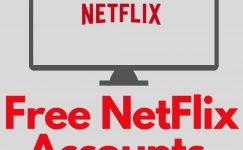 Free Netflix Accounts: 5 100% Working Methods