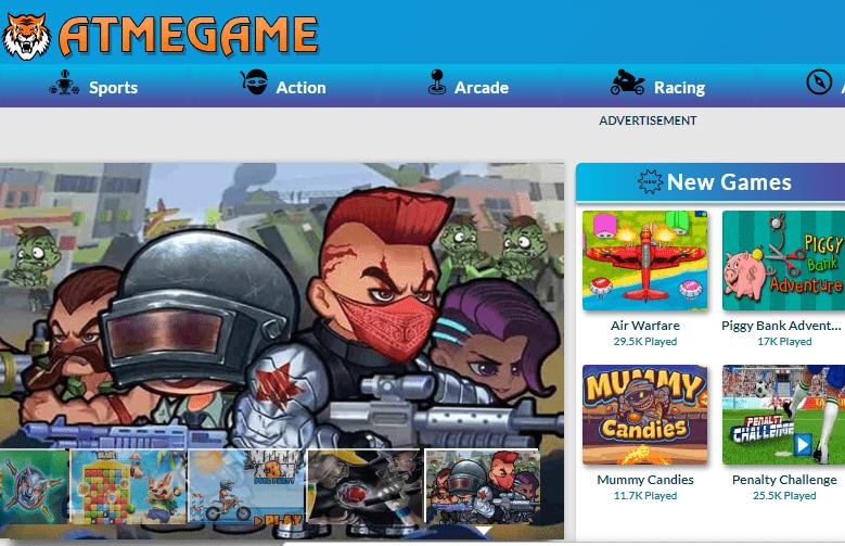 atmegame.com Where To Play GBA games