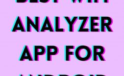 Best Wifi Analyzer Apps For Android 2021