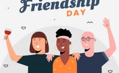 Happy Friendship Day HD Image, Photo & Wallpaper Free Download