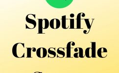 How To Spotify Crossfade Songs