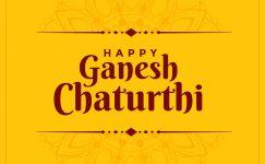 Happy Ganesh Chaturthi HD Image & Photo Free Download 2021