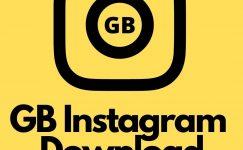 GB Instagram Download Latest Version (2021)