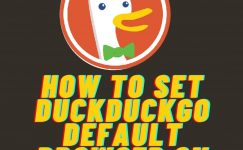 How To Set DuckDuckGo Default Browser On iPhone 2021