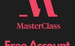MasterClass Free Account: 3 Methods 2021