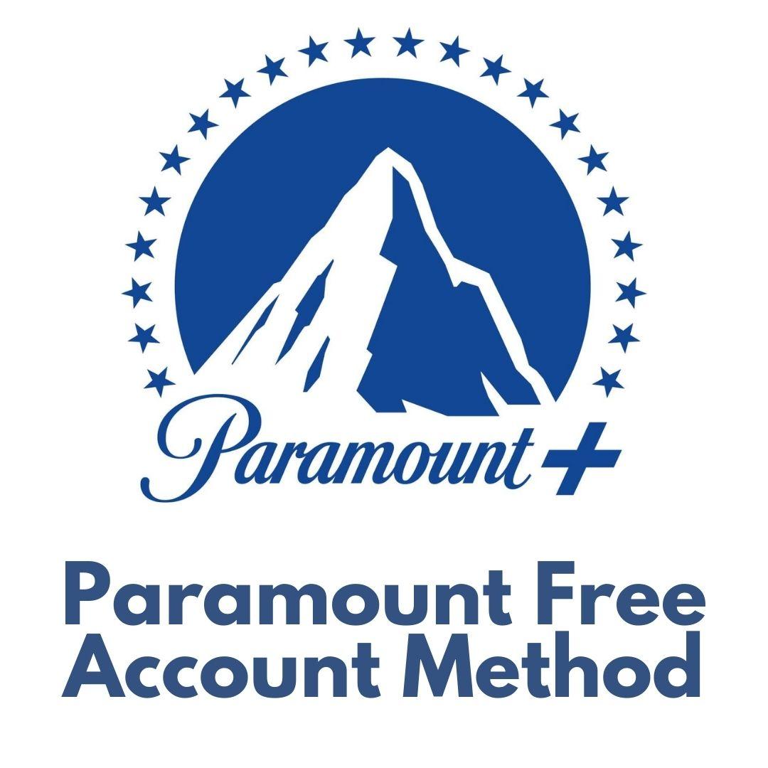 paramount free account 2021